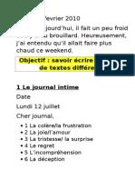 IB Text Types