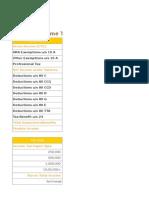 Income Tax Calculator FY 2015 16