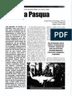 DOMINGO i BORRÀS, Josep-Antoni - La Pasqua (Berca, Abril 2002)