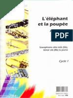 Alain Crepin - L'Elephant Et La Poupee