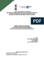 Informe Origen de Enfermedad - José Gregorio Lagos