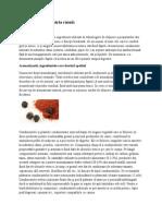 Ingrediente În Industria Cărnii