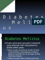 Diabetes Mellitus -Will- The Latest
