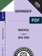 Amtrak Train Schedule - The Adirondack