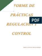 Cuaderno de PráCticas Sistemas de Regulacion y Control
