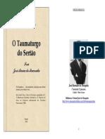 1928_Thaumaturgo Do Sertao