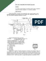 L1_Circuit de Comanda Pentru Tiristoare