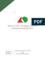 Report of PLP Arturs Graumanis