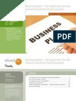 Businessplan - So Beginnen Sie Die Umsetzung Ihres Businessplans