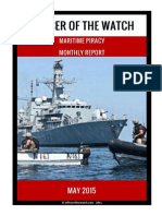 OOW - Piracy Monthly Report 2015.05