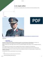 Paragua Cupula Militar