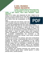 Los Amos Del Mundo Arturo pÉrez-Reverte