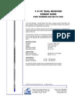 Dual Receiver Cement Bond Tool (1 11.16)