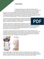 Cavitazione Medica Ed Estetica