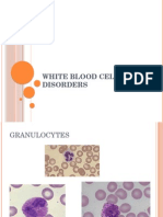 White Blood Cell Disorders