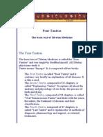 Four Tantras Healing Elements