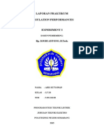 Exp.3 Regulation Performances Aris Setyawan 02 LT 2D