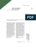 Artigo Micropolitica e Formação Em Saúde (1)