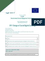 Design of Social Digital Currency
