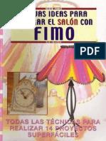 FIMO DECORACION