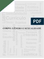 Corpo Gênero Sexualidade