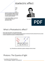 Photoelectric Efffect