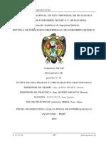 practica N° 01 CURVA DE SOLUBILIDAD Y CRISTALIZACIÓN FRACCIONAD