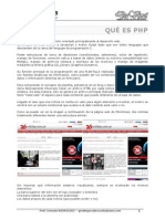 Dw03 Ctes Web - 01 - Introduccion a Php