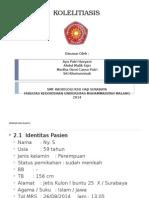 PRESENTASI KASUS KOLELITIASIS.pptx