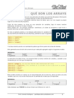 Dw03 Ctes Web - 03 - Arrays