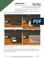 Dw03 Ctes Web - 04 - Get Post y Plantillas