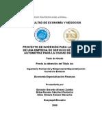 PROYECTO FINAL TESIS TALLERES DE UN SERVICIO MECANICO.docx