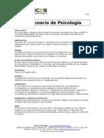 Diccionario de Psicologia 3