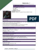 Historia Clínica Nutricion pct diabetico