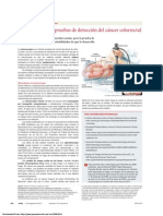 Alternativas Deteccion Cancer Colon Rectal