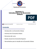 CLASE 1 Economía Urbana v.17.03.2015