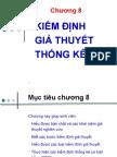 Chuong 8-Kiem Dinh Gia Thuyet
