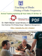 Hula Valley Mazar Presentation_Radio Tracking of Birds_Regulation and Ruling.pdf