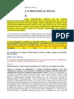 Jurisprudências Do Stj Direito Penal, Processo Penal, Com Questões Do Cespe
