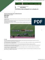Federación Mexicana de Fútbol Asociación, A. C. Fecha de Impresion_ 07-05-2015 09-29-23 a.m.