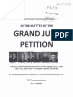 Filed Grand Jury Petition May 19Th 2015