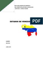 Estados de Venezuela