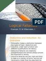 Philo 1 - Fallacies