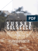 Sussex Solstice @ The Forum, TW