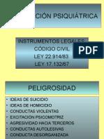 9 - Internación Psiquiátrica