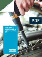 Atlas Copco Industrial Power Tools 2014 Part1 Uk