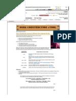 OSHA Construction ETool Electrical Incidents