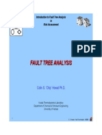 Introduction to Fault Tree Analysis in Risk Assessment