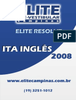 ELITE Resolve Ingles ITA 2008