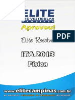 Elite Resolve ITA 2013-Fisica